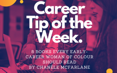 8 Books Every Early-career Woman of Colour Should Read