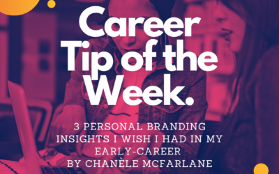 3 Personal Branding Insights I Wish I Had in My Early Career