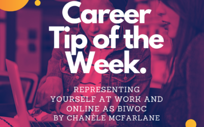 Representing Yourself at Work and Online as BIWOC