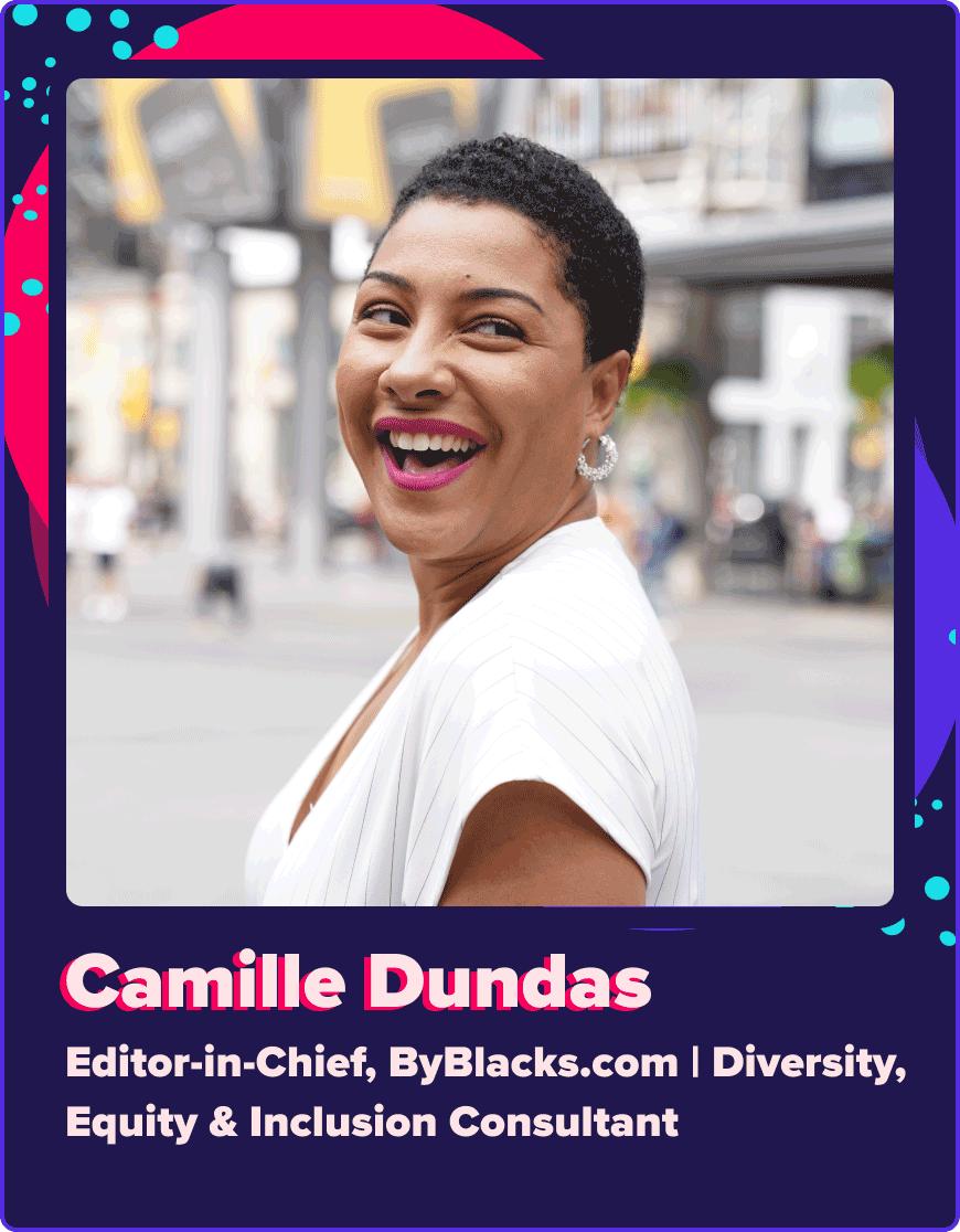 Camille Dundas