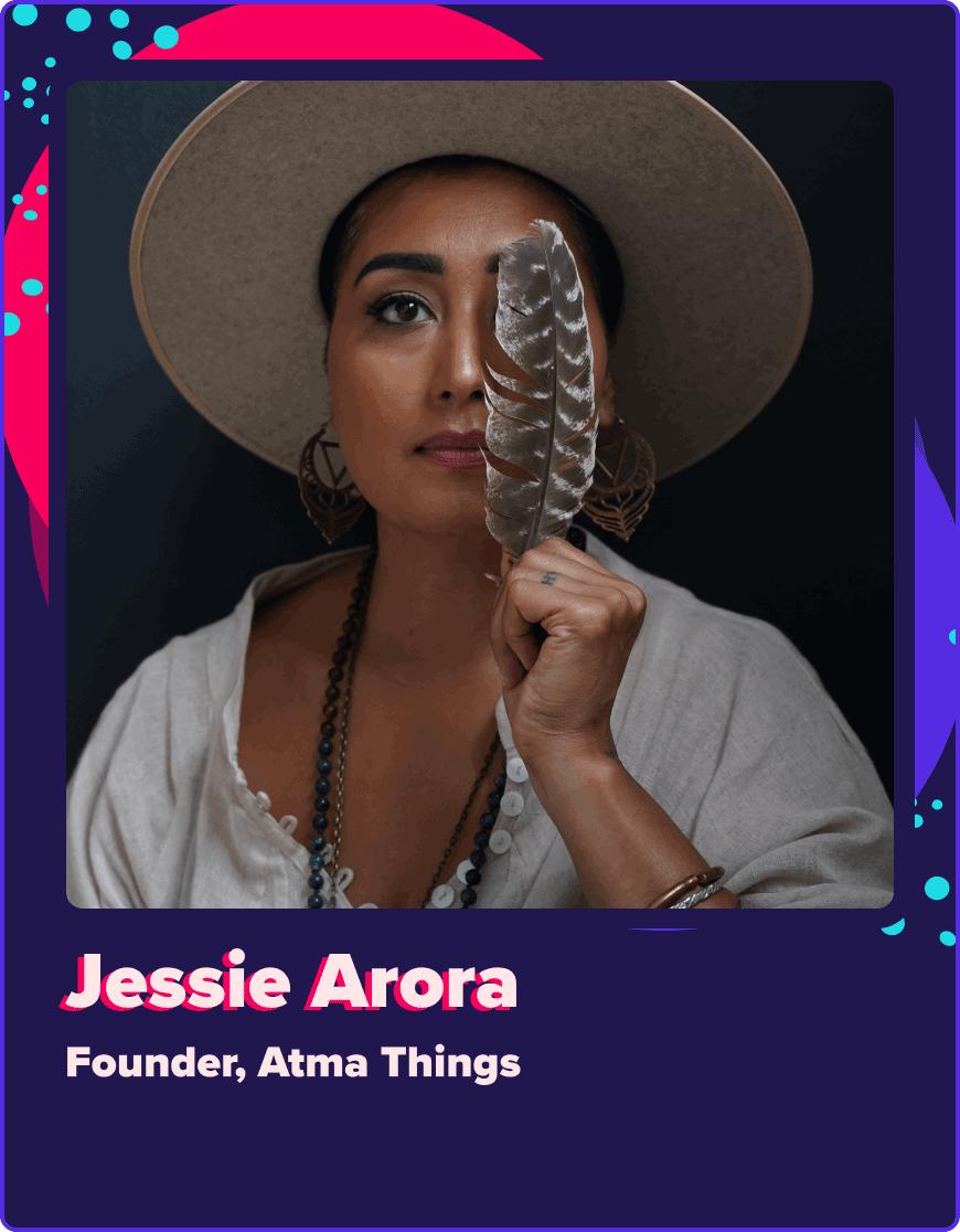Jessie Arora